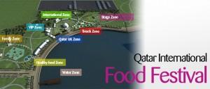 Festival Bereich QIFF Doha Quelle: QIFF