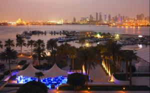 Doha_Skyline_Nacht