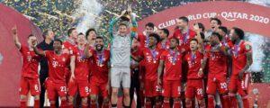 FC Bayern München – Sechstel in 2020