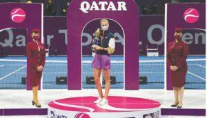 Tennis Elite von WTA und ATP erneut in Qatar
